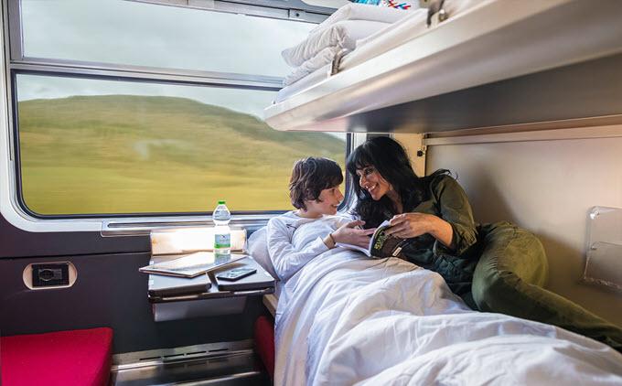 Поезд Thello (маршрут Италия — Франция)