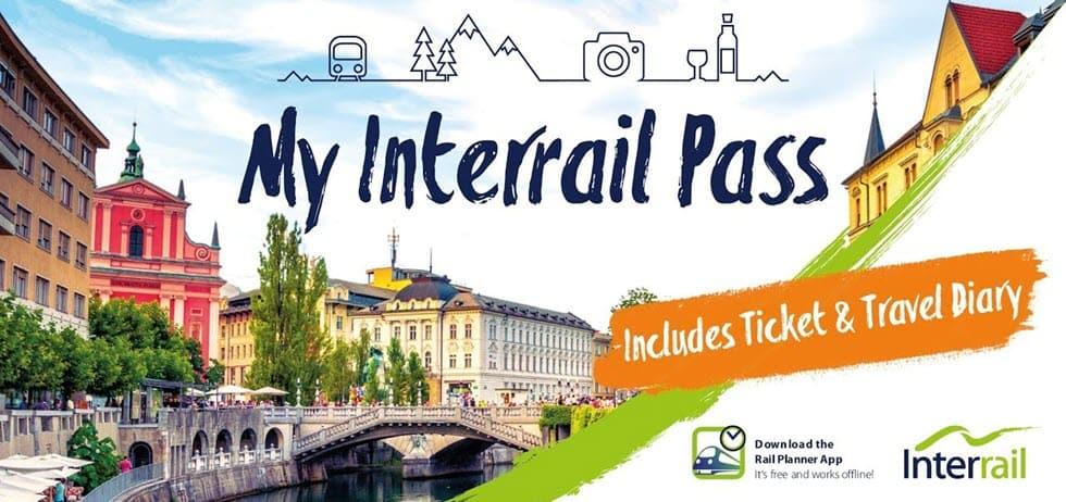 Проездные абонементы InterRail на поезда в Европе