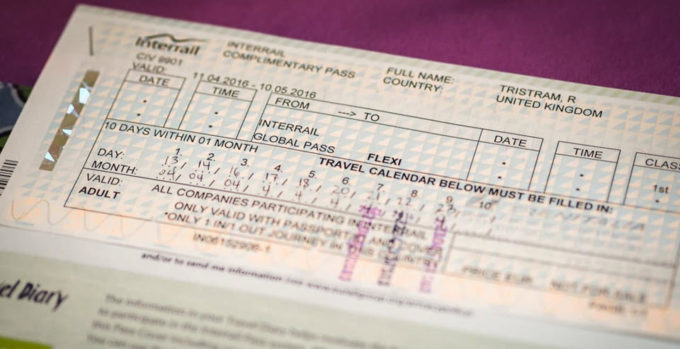 Interrail-Ticket-Flexi-Global-Pass