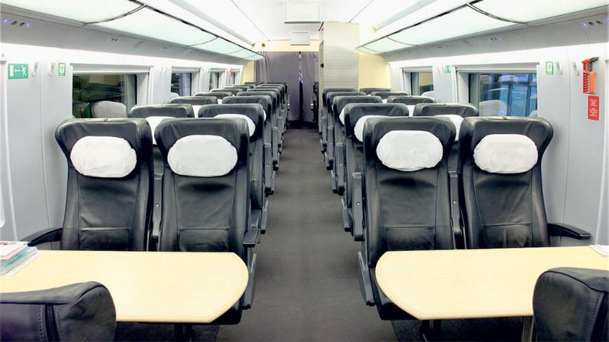 Скоростной поезд Сапсан — билеты, места, график движения и маршруты