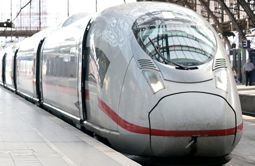 Путешествие на российском поезде