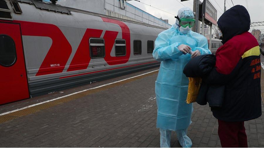 Железнодорожные перевозки через призму коронавируса в России: чего ждать пассажирам